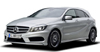 Funchal car Hire - Book here - MERCEDES A CLASS DIESEL