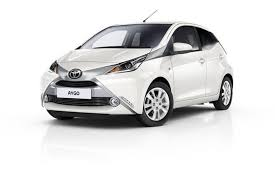 Funchal car Hire - Book here - Toyota Aygo